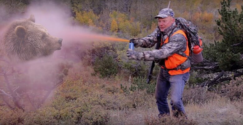 Bear spray has been a reliable game-changing invention in keeping grizzlies and people alive